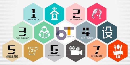 T-EDGE :2014 BT 创新周
