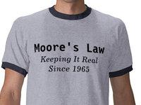 可以寿终正寝了,摩尔定律!