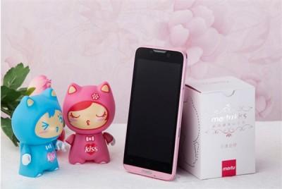 下一个HTC First,评2199元美图秀秀手机