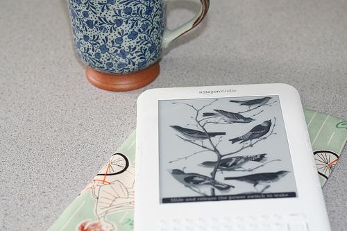 Kindle带来的阅读时代