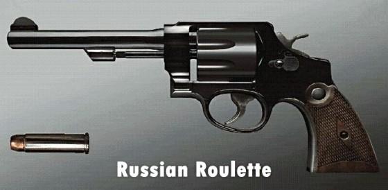 俄罗斯轮盘