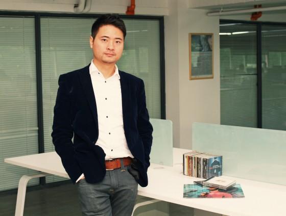 虾米网 CEO 王皓 音乐