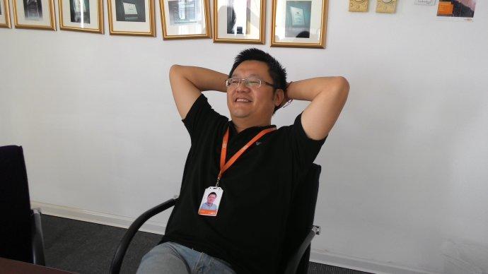 俞永福:阿里增资,加强了我们之对公司的控制