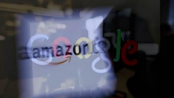 亚马逊谷歌