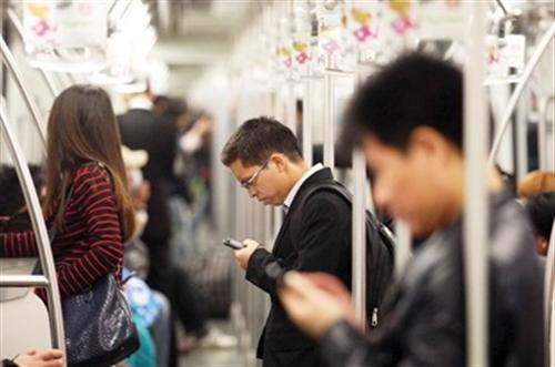 互联网瞄上地铁