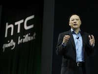 HTC高管频频离职,CEO周永明压力山大