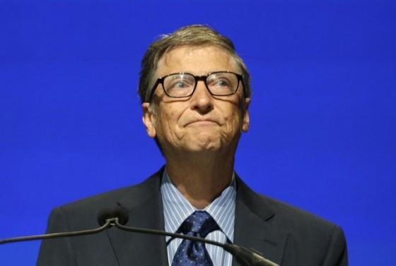 盖茨满意物色新CEO进展 含泪谈鲍尔默离职