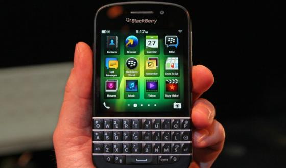 blackberry黑莓如何起死回生?