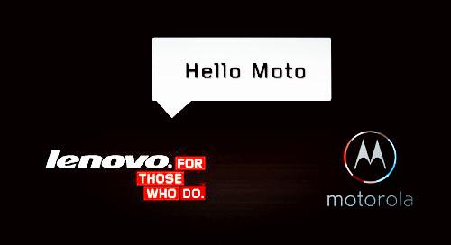 联想摩托罗拉