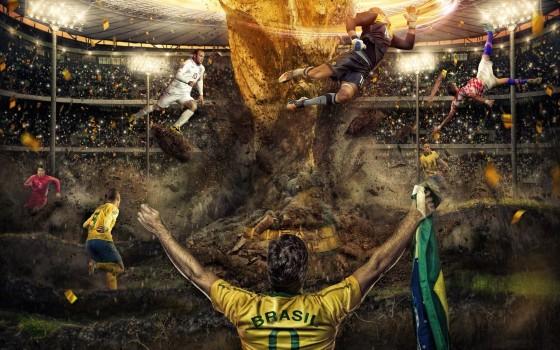 巴西世界杯
