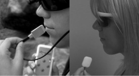 """盲人也能看世界了,用舌尖感受""""视觉盛宴""""-钛媒体官方网站"""