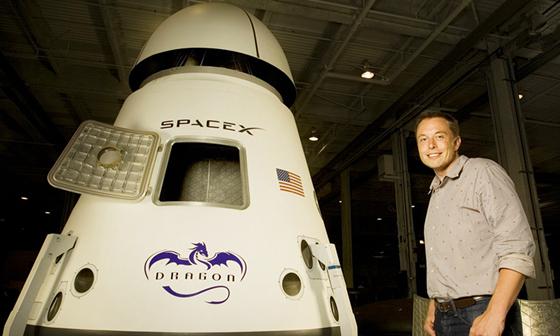 马斯克 Space X