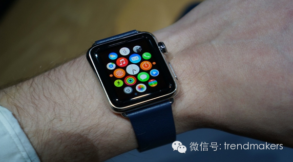神秘的Apple Watch终于憋出来啦!-钛媒体官方网站