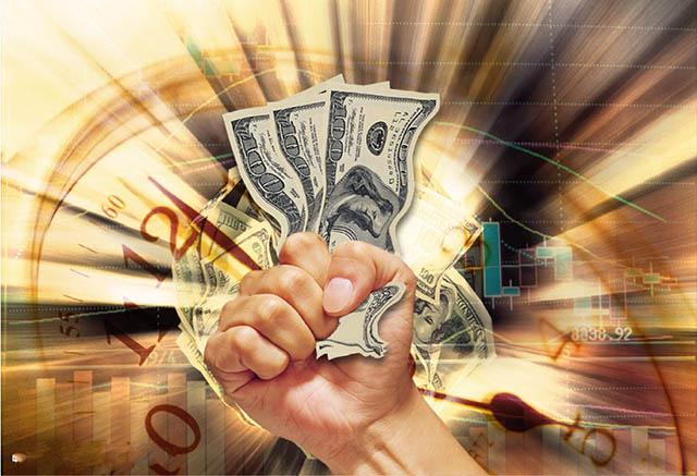 创业 金钱