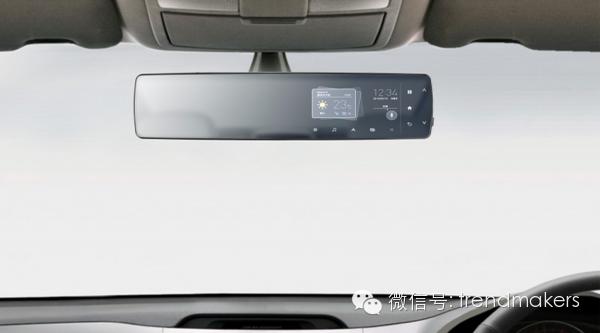 车载智能屏幕前身是后视镜吗?-钛媒体官方网站