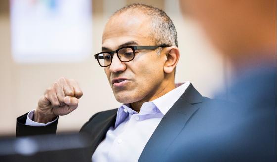 """微软这个被遗忘的巨人,正在""""云""""中默默地逆袭-钛媒体官方网站"""