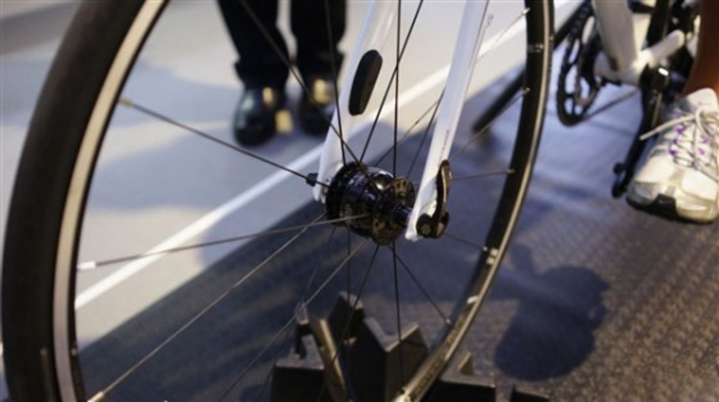 智能自行车