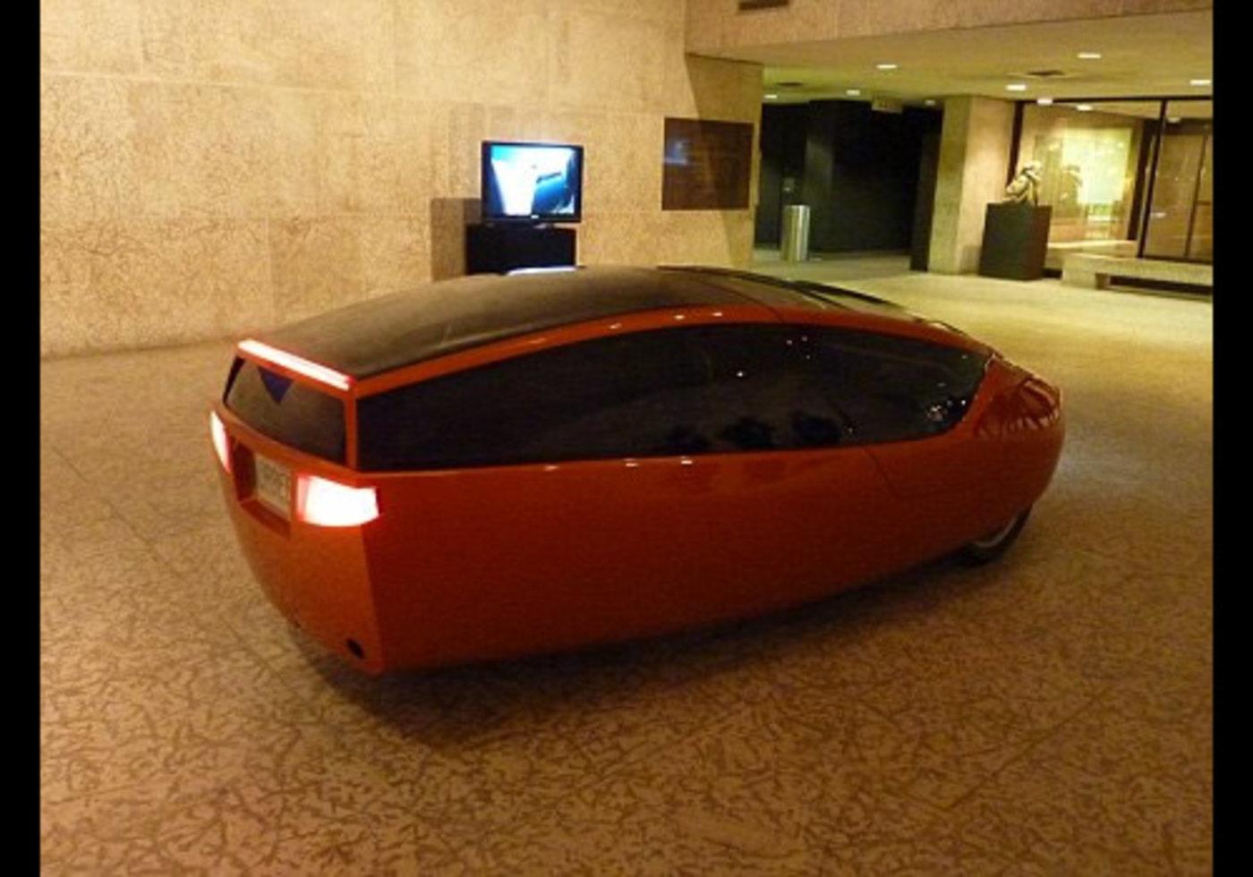 3D汽车打印