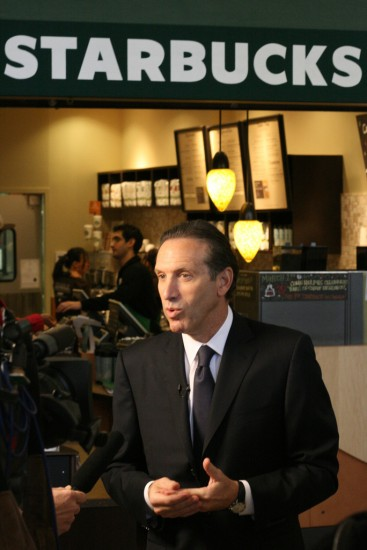 Howard Schultz, Founder, Starbucks