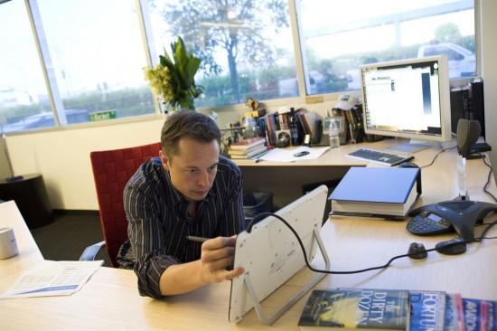 Elon Musk, CEO, SpaceX & Tesla Motors