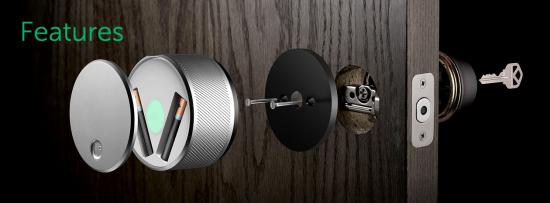 Inside August Smart Lock