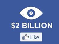 【今日看点】Facebook 20亿美元收购 Oculus