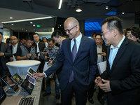 【今日看点】微软新CEO访华