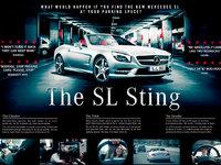 奔驰:送上门来的SL跑车