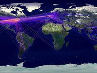 中国互联网地理透视