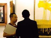 艺术市场的买家们