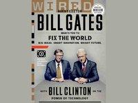 盖茨和克林顿,携手修复世界