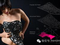 一件会变透明的3D裹胸衣,姑娘们敢穿么?