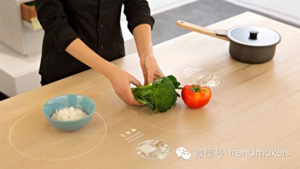 10年后厨房的样子,宜家说一张桌子就够了-钛媒体官方网站