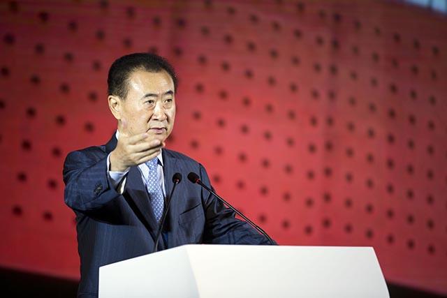 王健林:内部基本形成共识,万达的未来就在文化与金融-钛媒体官方网站