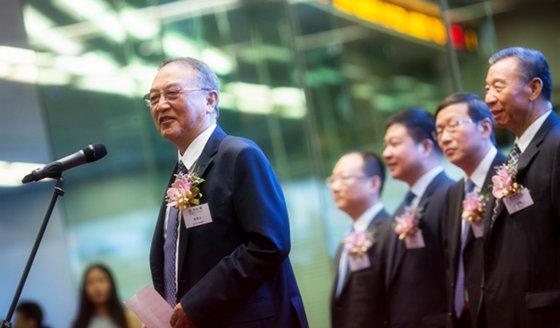 柳传志、马云、雷军、王健林,在联想控股上市庆典上说了些啥?-钛媒体官方网站