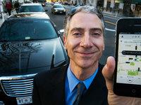 为了吸引更多的人来当司机,Uber推出了汽车租赁服务