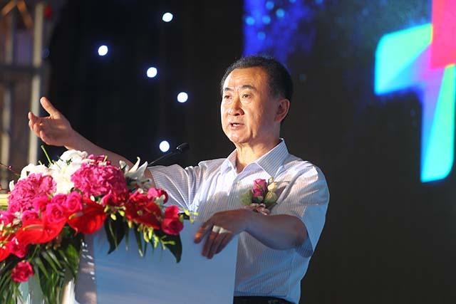 王健林:5年后没有互联网公司能存活,万达目标是成为全球最大旅游企业-钛媒体官方网站