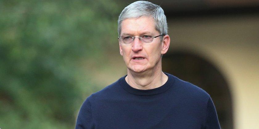 股价暴跌:苹果正常损还是真衰落?-钛媒体官方网站