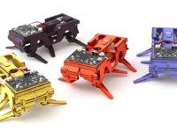"""呆萌昆虫机器人Dash,可能是""""任何人都买得起的机器人"""""""