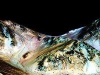 【钛晨报】NASA确认火星表面发现液态水,增加生命存在可能性
