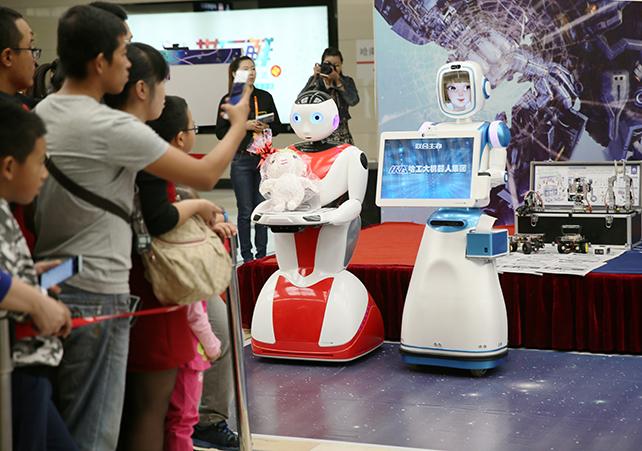 机器人产业的投资机会在哪里?-钛媒体官方网站