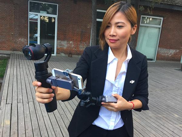Go Pro又多了位挑战者:靠无人机发家的大疆,卖起了运动相机-钛媒体官方网站