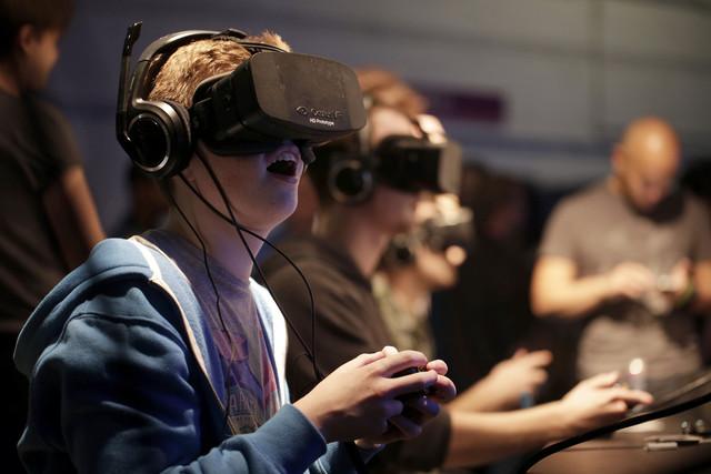 虚拟现实的元年要来了,但谈VR爆发的话市场还远未成熟-钛媒体官方网站