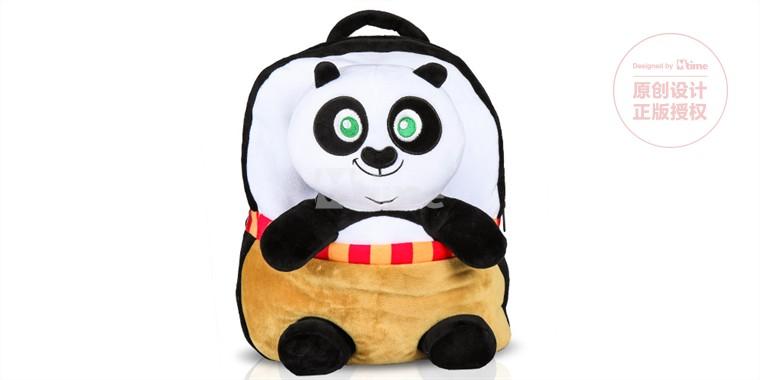 时光网上销售的《功夫熊猫》正版衍生品