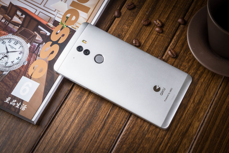 双摄成为奇酷手机一大卖点