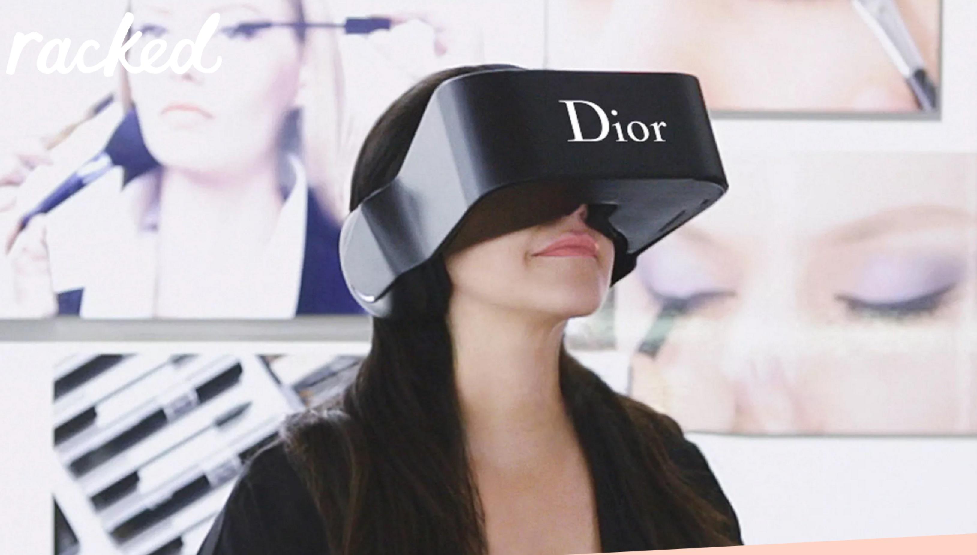 不光是科技,VR正在入侵时尚T台-钛媒体官方网站