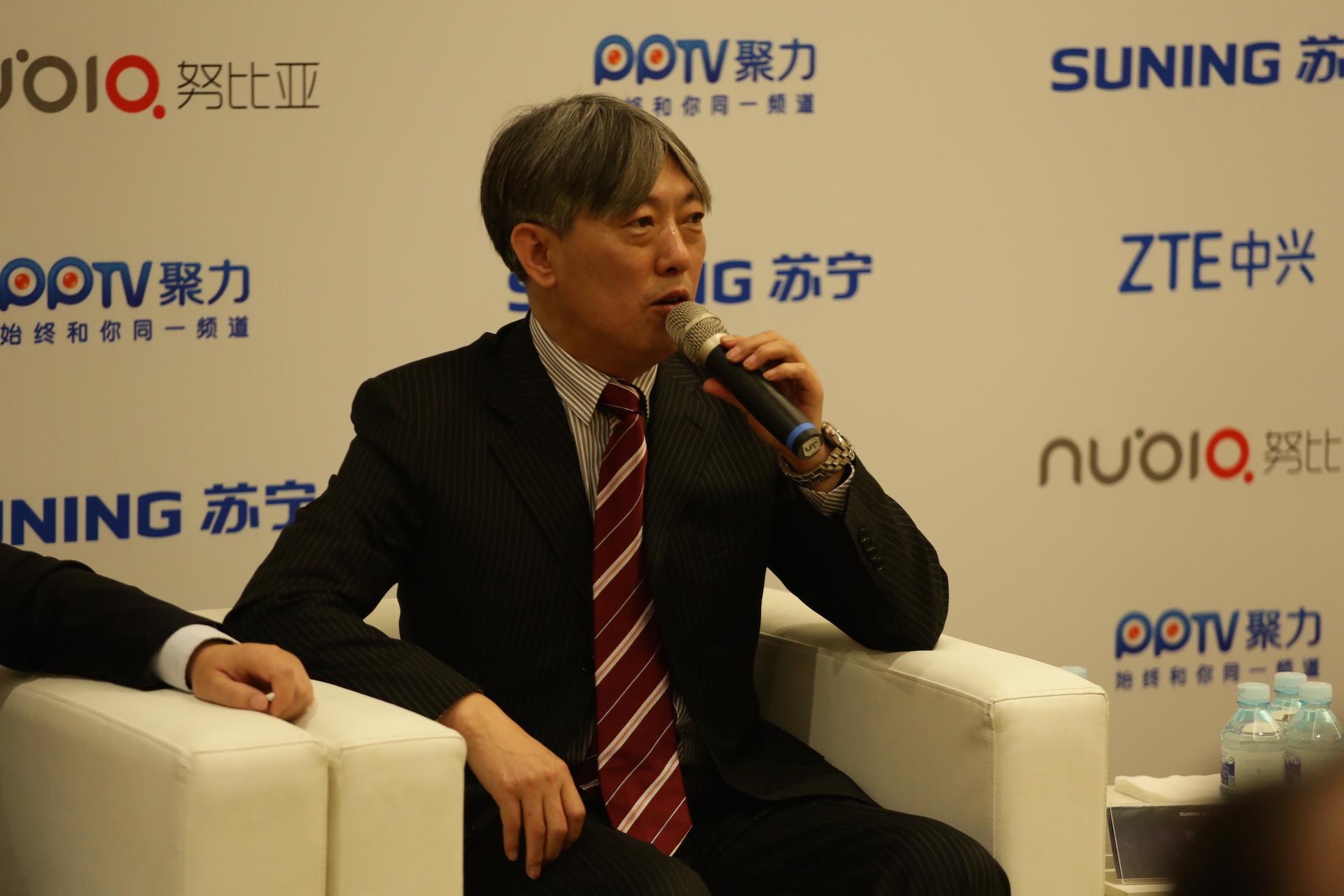 努比亚品牌创始人、努比亚技术有限公司总裁里强