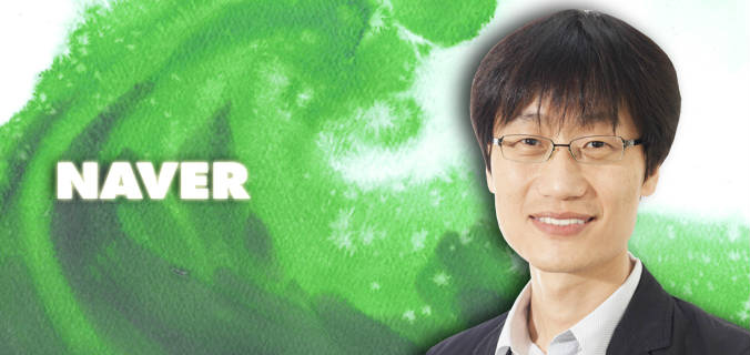 Lee Hae-jin, the founder of NAVER and LINE