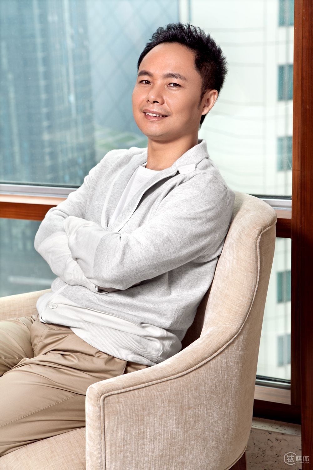 Chen Mingyong, the founder of OPPO