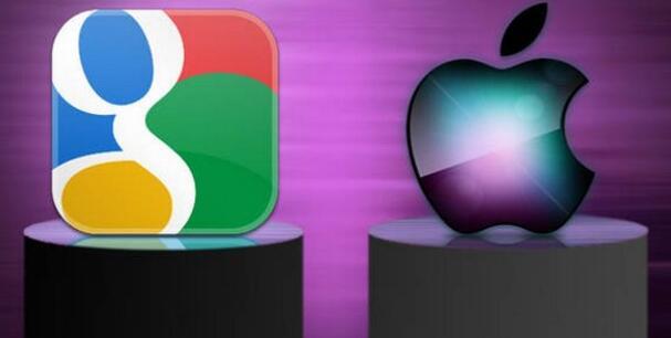 这一日之间,谷歌的市值怎么又被苹果反超了?-钛媒体官方网站